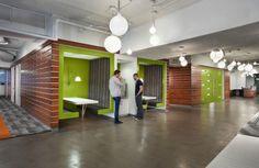 Modern Office Interior Design | Razorfish