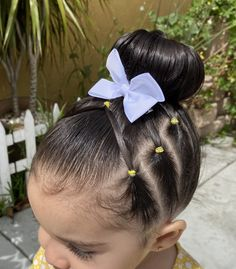 Girls Hairdos, Cute Little Girl Hairstyles, Girls Natural Hairstyles, Cute Girls Hairstyles, Princess Hairstyles, Braided Hairstyles, Toddler Hairstyles, Curly Hair Styles, Natural Hair Styles