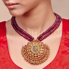 Tejal Necklace