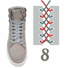 21 Ideas For Diy Clothes Lace Ideas Ways To Lace Shoes, How To Tie Shoes, Your Shoes, Creative Shoes, Fashion Shoes, Mens Fashion, Men Style Tips, Diy Clothes, Clothes