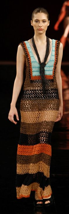 Crochetemoda: Março 2013