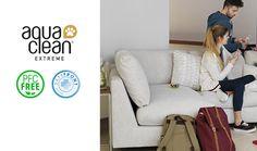Altea AquaClean   sedackybeta.sk Aqua, Couch, Cleaning, Marketing, Furniture, Home Decor, Water, Settee, Decoration Home