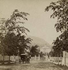 Gates to McGill University, McGill College Avenue, Montreal, QC, 1869 | Flickr - Photo Sharing!