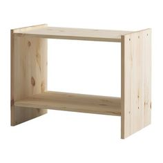 Shop for nightstands at IKEA. Choose a bedside table or nightstand from our selection of modern and traditional designs. Ikea Rast Nightstand, Bedside Table Ikea, Ikea Solid Wood, Hack Ikea, Bois Diy, Ikea Hackers, Wood Headboard, Ikea Furniture, Painting Furniture