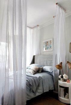 Как освежить и украсить спальню без особых затрат