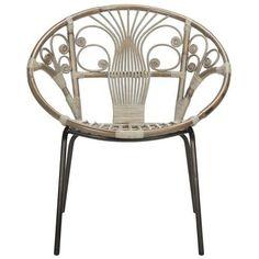 Warm River Rattan Papasan Chair #PapasanChair