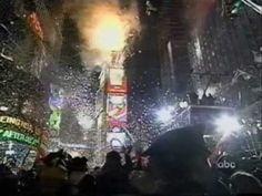 3rd Millennium, New Years Eve, Times Square, New York, Drop, Music, New York City, Muziek, Music Activities