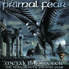 primal fear band   fear metal is forever the very best of primal fear
