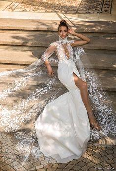 Elihav Sasson 2019 Wedding Dresses Wedding 5 t Amazing Wedding Dress, Dream Wedding Dresses, Bridal Dresses, Wedding Gowns, Bridesmaid Dresses, Perfect Wedding, Wedding Ceremony, Lace Wedding, Dresses Elegant