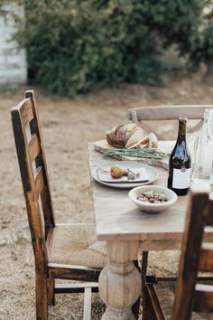 Postcards From Italy, A Table, Dining Table, Under The Tuscan Sun, French Country House, French Farmhouse, Country Homes, Country Farmhouse, Fall Dinner