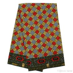 YBGHA-122 New African Wax Print Fabric,Ankara Fabrics Batik Super Hollandais Wax…