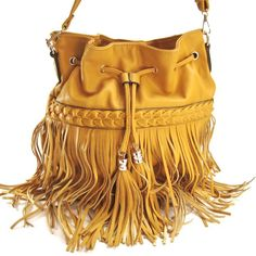 Gigi Fringe Bag. Pretty pretty :)
