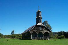 Iglesia Colo, Chiloe Ushuaia, San Antonio, Gazebo, Iglesias, Outdoor Structures, Country, Building, Travel, Cycling