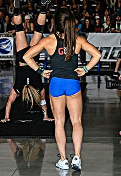Fisher....awesome legs...awesome everything!