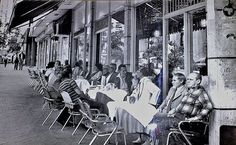 1946 born the Gran Cafè in Caracas Venezuela HISTORIA DE EL GRAN CAFÉ DE SABANA GRANDE-(Caracas-Venezuela)