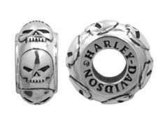 Harley-Davidson Repeating Willie G Skull Sterling Silver Ride Bead HDD0051, http://www.amazon.com/dp/B005H3NOIA/ref=cm_sw_r_pi_awdm_zSG9tb0Y7Y3XE