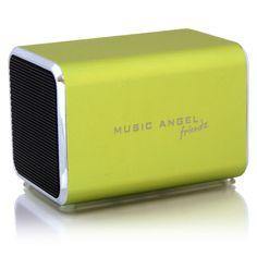 Music Angel Friendz wireless speakers