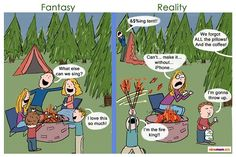 funny cartoons about camping | Similar Galleries: Funny Camping Pictures , Camping Clipart ,