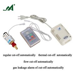 Kitchen Necessary Alarm Security JA 8801 LPG Safety Valve Gas Leak Wireless Detector cut valve wireless detector * AliExpress Affiliate's buyable pin. Find out more on www.aliexpress.com by clicking the VISIT button #SecurityAlarms