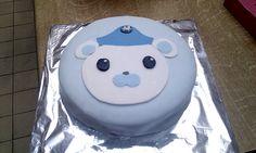 Captain Barnacles Bear - Octonauts Cake by icerunner, via Flickr