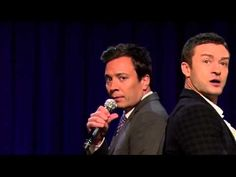 Jimmy Fallon, Justin Timberlake - The History of Rap 3 (I think there are 3 parts to this....even though I'm not that enthused with most Rap music, I did see this one when it originally aired and was amazed at both of their talent singing all kinds of some rap songs I've heard and some I haven't)