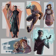 Genre Bending- Discworld by Ligeias-Ghost.deviantart.com on @deviantART