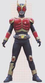 Kamen Rider Kuuga - Rising Mighty