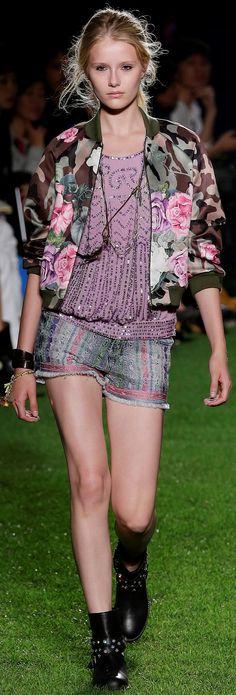Blugirl Ready To Wear Spring 2015