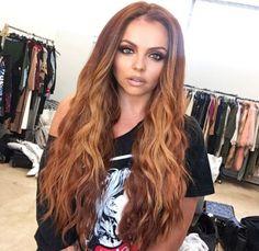 Little Mix star Jesy Nelson dyes her hair much lighter, Instagram, 8 november 2016