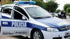 Chevrolet Astra . Policia de la Provincia de Buenos Aires