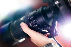 Maneiras para se pensar como um fotógrafo profissional
