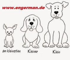 L E A R N G E R M A N: German Grammar - Komparativ und Superlativ