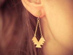 Odette et Lulu - Boucles d'oreilles