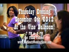 2012 Holiday B.Y.O.G. (Bring Your Own Groom) Dec. 6th 2012 at the Vine Ballroom!