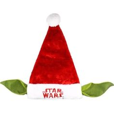 1f887145d50f9 Star Wars Iconic Christmas Santa Hat - Yoda