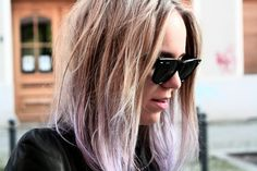 lilac tips