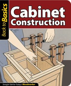 "Being able to build your own cabinets can save tons of money and also make you feel sort of invincible. ""Cabinet Construction: Straight Talk for Today's Woodworker"" gives you practical, useful information to build cabinets that are not only functional, but also handsome."