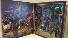 Guardians of the Galaxy Comic Edition Marvel Legends E. Earth Exclusive Box Set  #Hasbro