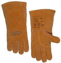 His & Hers Comfoflex Lined Welding Gloves