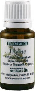 Thyme Essential Oil. Thyme is identified with helping the issues of bacterial  infections, urinary infections, rheumatism, viral infections, lethargy, sores, immunity, and wounds. It also is a proven stimulant, and tonic. The oil has  been linked to heating, producing good circulation, prompting sweating, cleansing the intestines, and relaxing muscles.  This oil also works with the body to help your body overcome difficulties and  fatigue when dealing with infections  #Thyme #prostate…