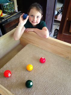 Lipstick And Sawdust: How To Build A Carpetball Table More