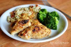 Life as a Lofthouse (Food Blog): Crockpot Lemon Chicken