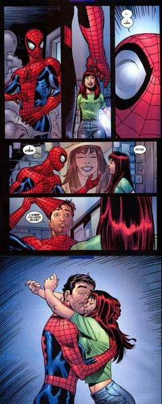Amazing Spider-Man vol 2 #29, Howard Mackie and Lee Weeks. Mary Jane was killed but then retconned back alive due to fan backlash was presumed dead and has just been found by Peter.