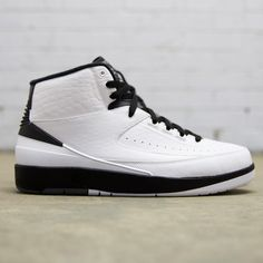 The Air Jordan 2 Retro 'Wing It' is available in stores only.