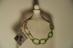 collarino THEATRE - cod. 01 - cristalli neckband THEATRE - crystals http://www.lacortevenezia.it/