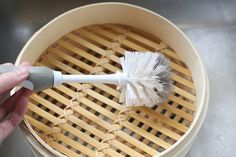 How to Clean a Bamboo Steamer (with Pictures) | eHow