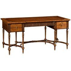 Jonathan Charles Napoleon III Style Writing Table