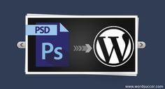 Do you have a ‪#‎PSD‬ and want to Convert it into ‪#‎WordPress‬? Hire ‪#‎WordPressDevelopers‬ from WordSuccor Ltd. to turn your design into a functioning website. Call us at +1-209-386-9543 or Visit us here http://www.wordsuccor.com/services/psd-to-wordpress-conversion/ to know more about our services.