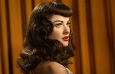 bettie bangs!