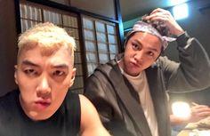Jang keun suk and Bigbrother un Japan 🇯🇵🇯🇵Team H   yokohama